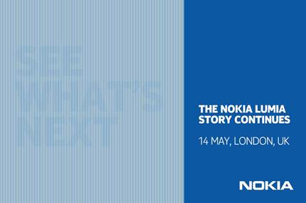 Nokia's next Lumia will debut in London next month.